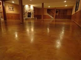 Concrete Kitchen Floor by The Benefits When Using Concrete Floor Kitchen Diy Glazed Autumn