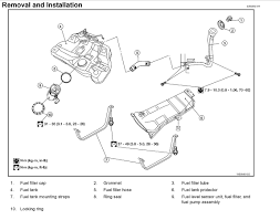 where is the fuel pressure regulator where is the location of the fuel filter location engine performance problem 4 cyl front wheel