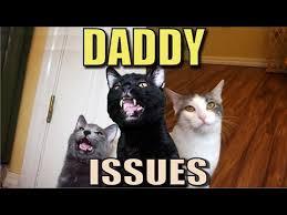 Talking Cat Meme - talking kitty cat 52 daddy issues just cat videos