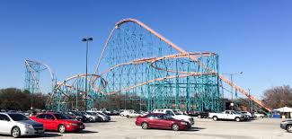 Six Flags Denver Life Rebooted U2013 Our Gas Budget Is Shot