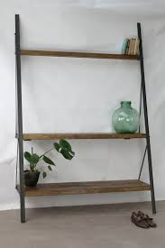 Leaning Bookcase Walmart Best 25 Ladder Bookcase Ideas On Pinterest Ladder Shelf Decor