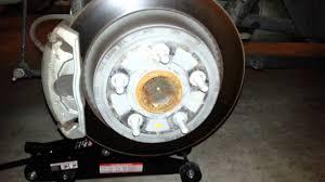dodge ram 1500 brake pads 2012 dodge ram 1500 checking rear brake pads rotor caliper