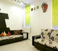 Home Interior Design For 2bhk Flat Cluster One Creative Solutions Pvt Ltd