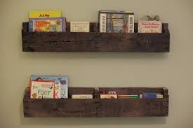 Wall Bookshelves For Nursery by 50 Awesome Diy Wall Shelves For Your Home Ultimate Home Ideas