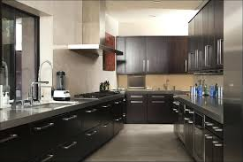 gray cabinets with black countertops great way work with dark gray kitchen cabinets white ceiling ls