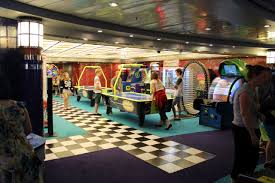 five activities for kids on explorer of the seas outside of the