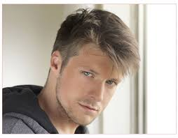 long hairstyles for men with thin hair along with modern messy