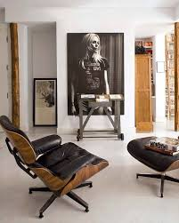Charles Eames Ottoman Chair Design Ideas Pin By Grafix Garage On Furnishings Fittings Pinterest