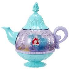 amazon tea amazon com disney princess ariel stack and store tea pot toys