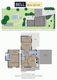 Belvedere Floor Plan 4 Belvedere Drive Montrose Vic 3765 Sold Realestateview