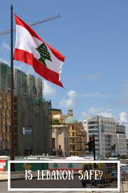 What Tree Is On The Lebanese Flag Is Lebanon Safe Kami And The Rest Of The World