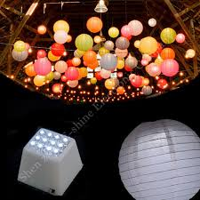 battery operated paper lantern lights battery operated paper lantern lights cube 12 led view paper paper
