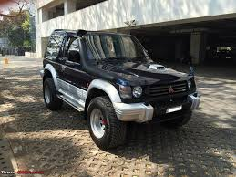pajero mitsubishi 1998 1998 pajero is it worth buying page 3 team bhp
