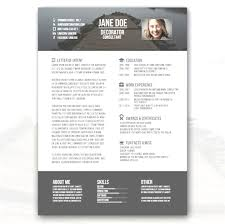 free creative resume template word creative resume templates free download word http therpgmovie