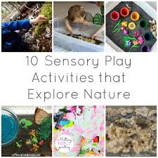 nature activities images 10 sensory play activities jpg