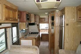Coachmen Class C Motorhome Floor Plans 1989 Travel Craft Travel Craft 27 Class C Motorhome Stock 5914 6