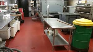 Commercial Kitchen Flooring by Commercial Kitchen Flooring Youtube