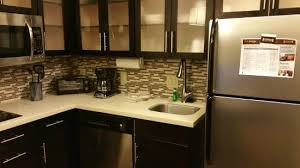 Hotel Suites With Kitchen In Atlanta Ga by Kitchen In Room Picture Of Staybridge Suites Atlanta Airport