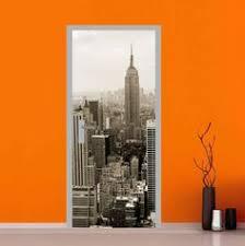 adesivi porta rivestimento adesivo per porte newyork arreda la tua casa con