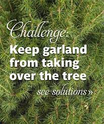 festive tree decorating ideas real simple