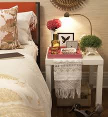 Pink Nightstand Side Table Remodelaholic Elevate A Lack Ing Side Table Monthly
