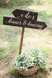 Rustic Wedding 100 Clever Wedding Signs Your Guests Will Get A Kick Out Of U2013 Page