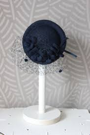 best 25 navy blue fascinator ideas only on pinterest blue hats