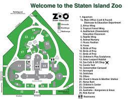 Staten Island Map Staten Island Zoo Parking Lot Image Gallery Hcpr