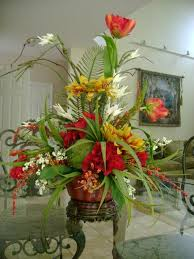Silk Floral Arrangements Silk Dresses Silk Floral Arrangements 2047383 Weddbook