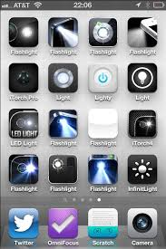 light app for iphone finding a good flashlight app for the iphone the brooks review