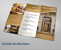 hotel brochure design templates hotel brochure design templates best and professional templates