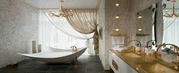 gold bathroom ideas gold for your bathrooms maison valentina