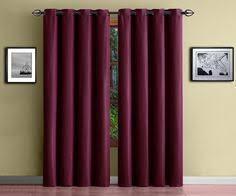 Bamboo Panel Curtains Versailles Insulating Thermal Liner For Grommet Bamboo Panels Off