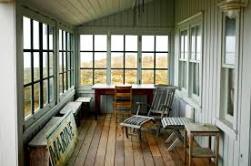 Back Porches Market Ready Renovating An Enclosed Porch U201cif The Home Is On The
