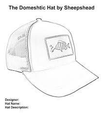 sheepshead create a hat contest
