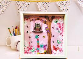 Bedroom Wall Framed Art Little Girls Bedroom Wall Decor Nursery Framed Artwork Room Wall