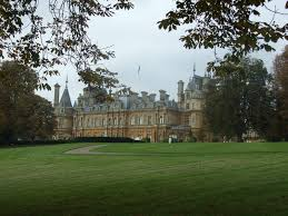 life the universe and everything visit to waddesdon manor