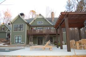 update on cedar ridge 4 months later modern craftsman style home