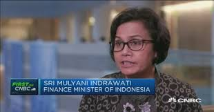 indonesian rupiah to usd indonesia finance minister sri mulyani indrawati on freeport