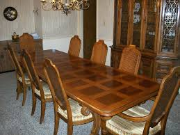 dining tables distressed wood dining table purple dining room