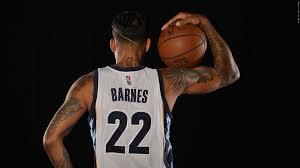 Matt Barnes New Contract Barnes Still On Edge But At Home With Grizzlies Nba Com