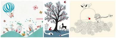 selection de jolis posters pour chambre d enfant et bébé