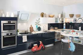 darty meuble cuisine meuble darty cuisine bleu gris meubles inspiration de conception