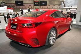 red lexus 2015 2015 lexus rc 350 f sport freshness mag