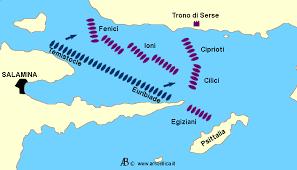 prima guerra persiana battaglia di salamina le grandi battaglie della storia ars bellica
