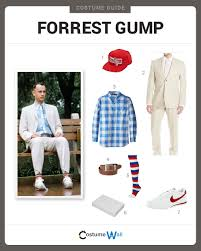 dress like forrest gump costume halloween and cosplay guides