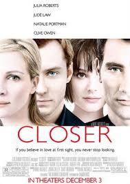 Closer Perto De Mais - closer perto demais poster capa cartaz oficial 1 pra