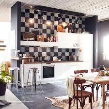 carrelage cuisine noir et blanc 20 frais credence cuisine noir et blanc graphisme carrelage
