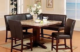 corner booth dining room sets 19368 in booth dining table set plan