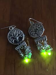 led earrings led earrings 32 steps with pictures